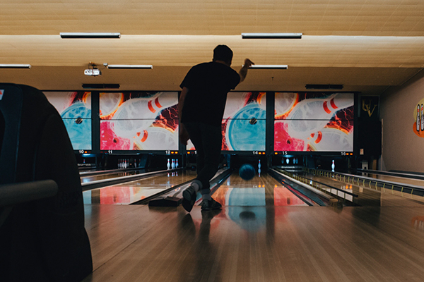 In Focus - Blind Bowling